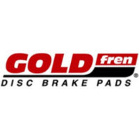 Goldfren Sintered Motorcycle And Scooter Brake Pads logo