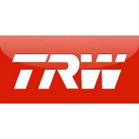TRW brakes and discs company logo